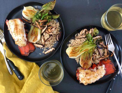 Recipe: Flavor-FULL Baked Fish