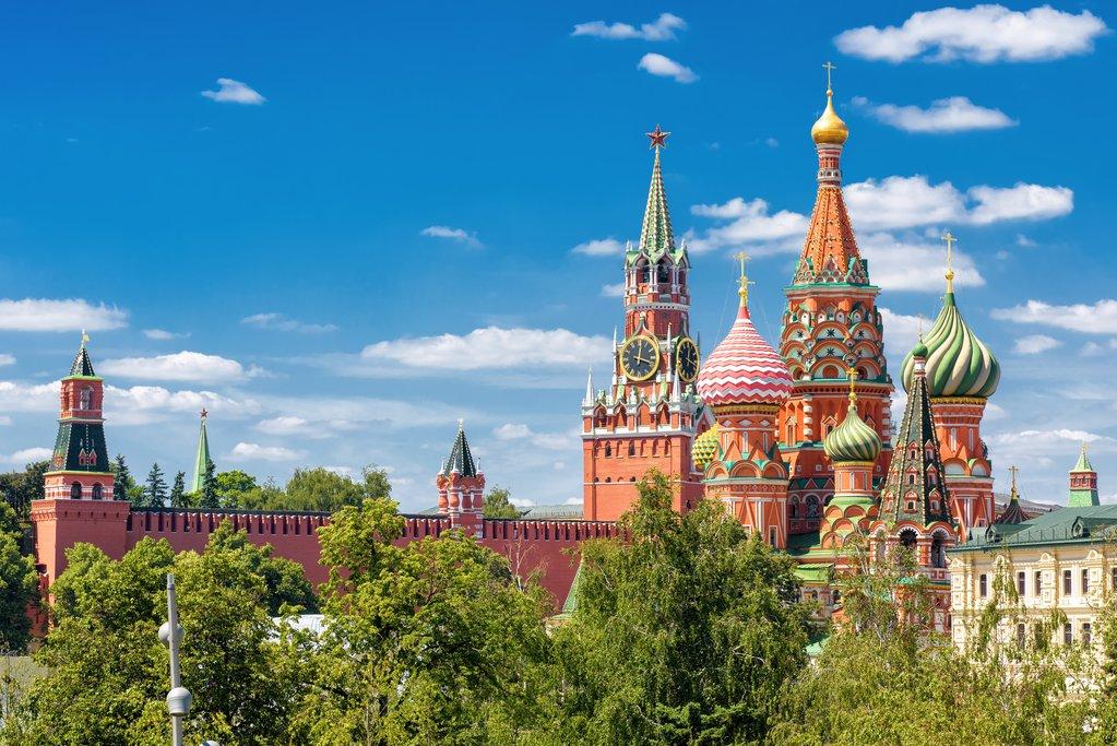 Saint Petersburg in Russia